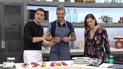 TIPS - Cocinando con... - Flores