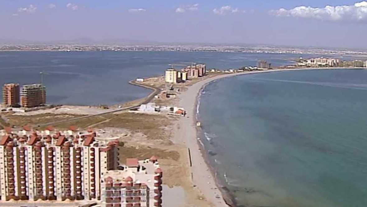 Las riberas del mar océano - Playas de arena, guijarros y bolos - ver ahora