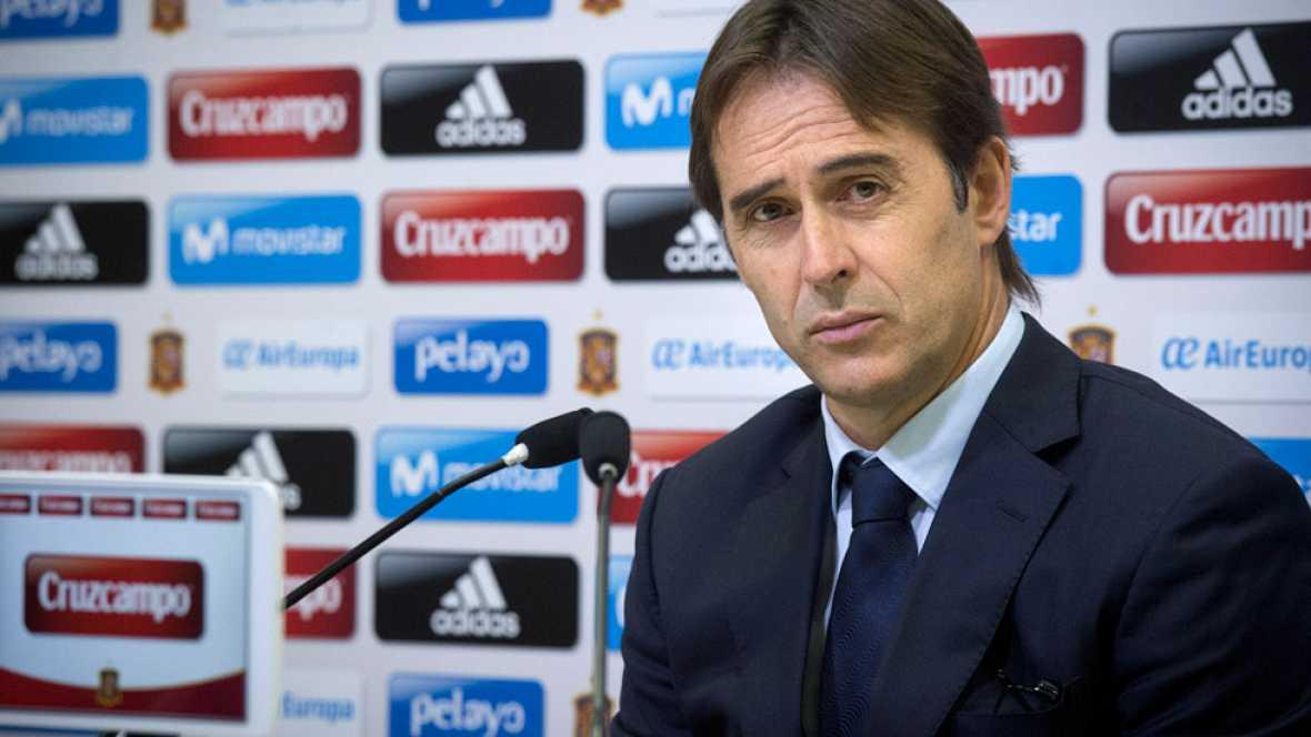 Asensio y Kepa son las principales novedades de Lopetegui en la convocatoria de España para los partidos contra Colombia y Macedonia del próximo mes de junio.