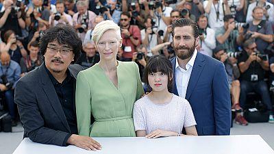 La primera película de Netflix se estrena en Cannes