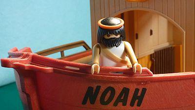 IX Concurso de Cortos RNE - El arca de Noé - Ver ahora