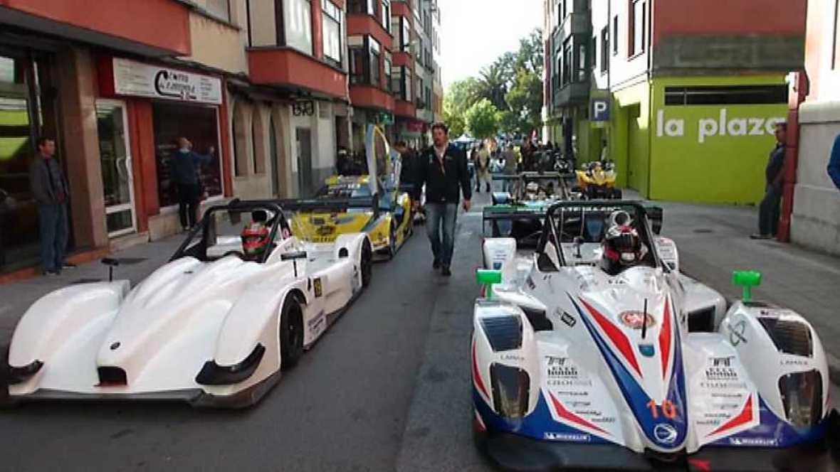 Automovilismo - Campeonato de España de Rallyes de Montaña Subida Internacional al Fito - ver ahora