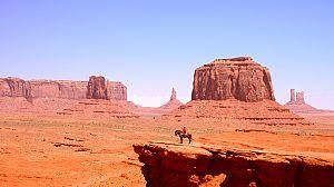 Trotamundos, programa especial: El salvaje oeste