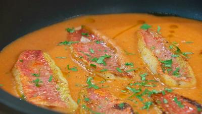 Torres en la cocina - Suquet de salmonetes