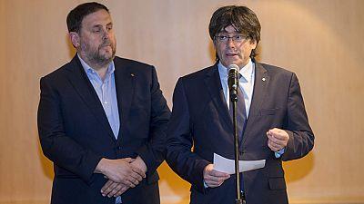 Puigdemont rechaza ir al Congreso sin un acuerdo previo con el Gobierno sobre el referéndum