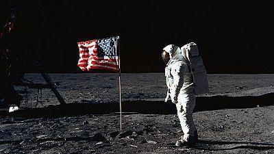 Un corto relizado con más de ocho mil fotografías de la Nasa de cuando el hombre llegó a la luna se ha hecho viral. Las intantáneas fueron tomadas por los astronautas durante su paseo por el satélite... se desclasificaron en 2015 y con ellas ahora un
