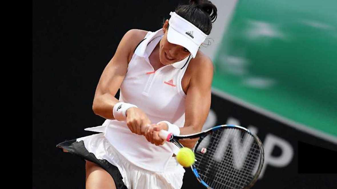 Tenis - WTA Torneo Roma (Italia) 1/4 Final: V.Williams - G.Muguruza - ver ahora