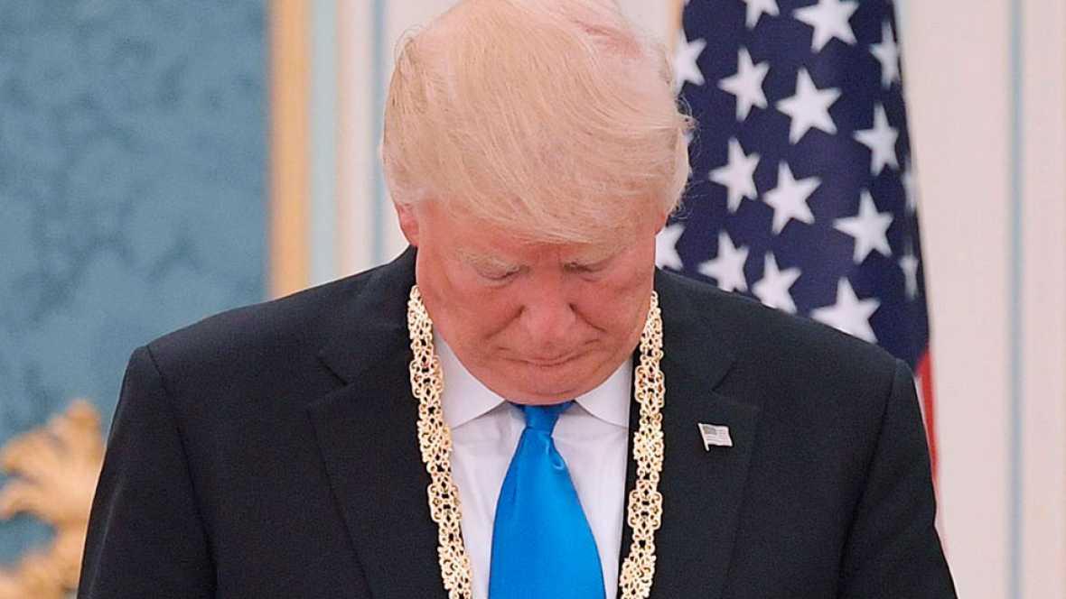 Las filtraciones incrementan la presión sobre Trump