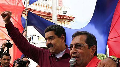 Maduro le ha dicho a Donald Trump que saque sus manos del país