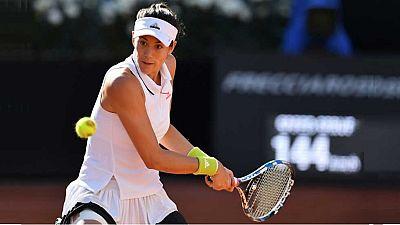 Tenis - WTA Torneo Roma (Italia) 2ª Semifinal: G. Muguruza - E. Svitolina - ver ahora
