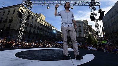 Pablo Iglesias reconoce que perderán en el Congreso