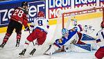 Hockey Hielo - Campeonato del Mundo Masculino 2017. 1ª Semifinal: Canadá - Rusia