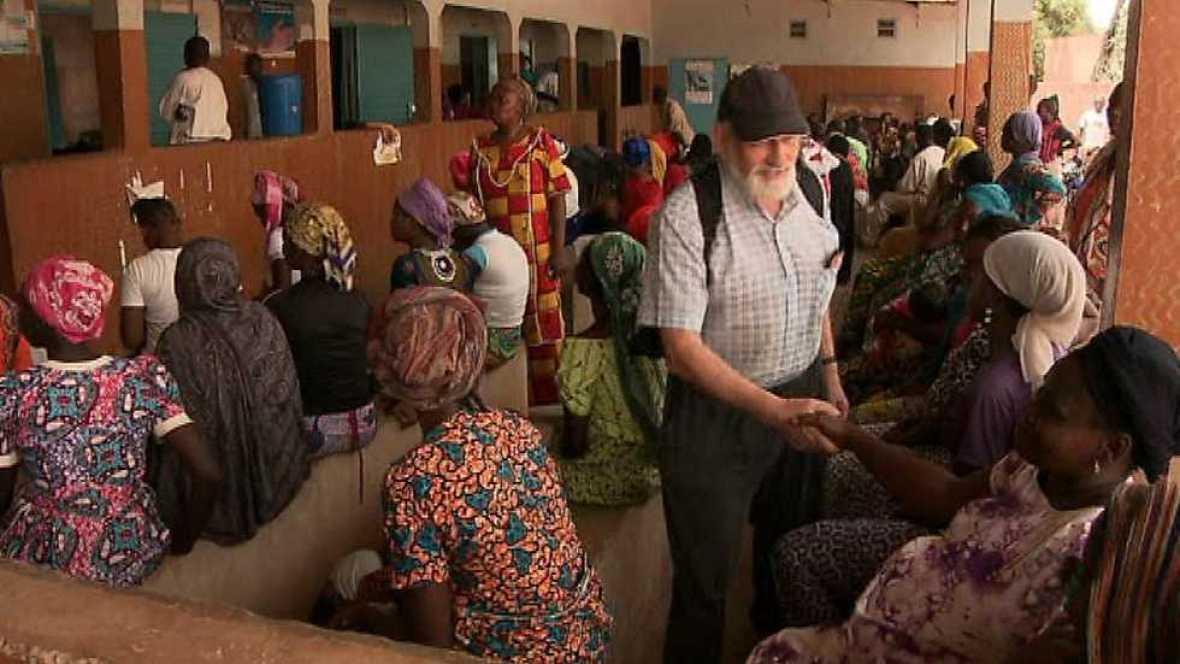 Pueblo de Dios - Koumra: Misión marista - ver ahora