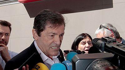 Los líderes territoriales del PSOE piden unidad durante la votación