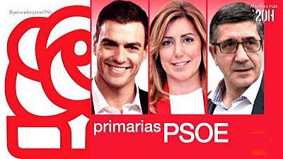 Hora 20 - Especial Primarias del PSOE - 21/05/17 - ver ahora