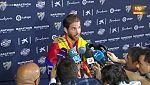 """Sergio Ramos: """"La grandeza de este equipo es el banquillo"""""""