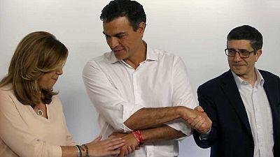 La noche en 24 horas - Especial elecciones primarias del PSOE -  ver ahora