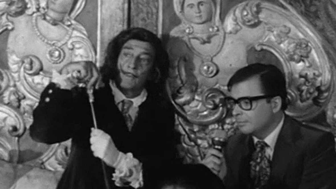 Narciso Ibáñez Serrador entrevista a Salvador Dalí (1970)