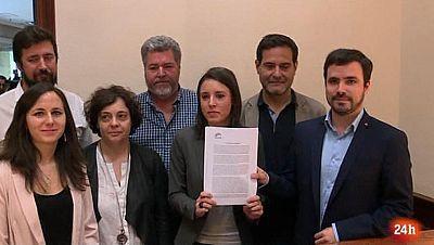 Parlamento - El foco parlamentario - Presentada la moción de censura de Unidos Podemos - 20/05/2017