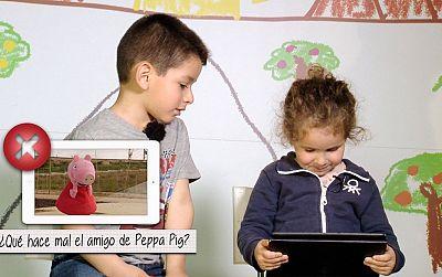 'Cuánto Falta' - Peppa Pig y los pasos de peatones
