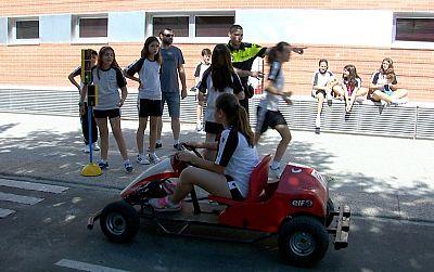 Fundación Mapfre y la educación vial en los colegios