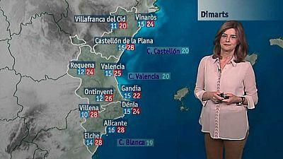 El tiempo en la Comunidad Valenciana - 22/05/17 - ver ahora