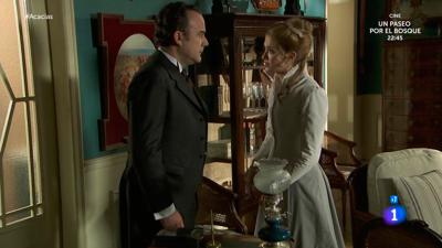 Acacias 38 - Arturo rechaza ir a la boda de Elvira y Simón