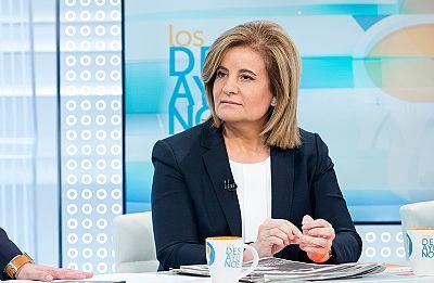 """Báñez no teme por la reforma laboral tras la elección de Sánchez: """"Las mayorías son las mismas"""""""