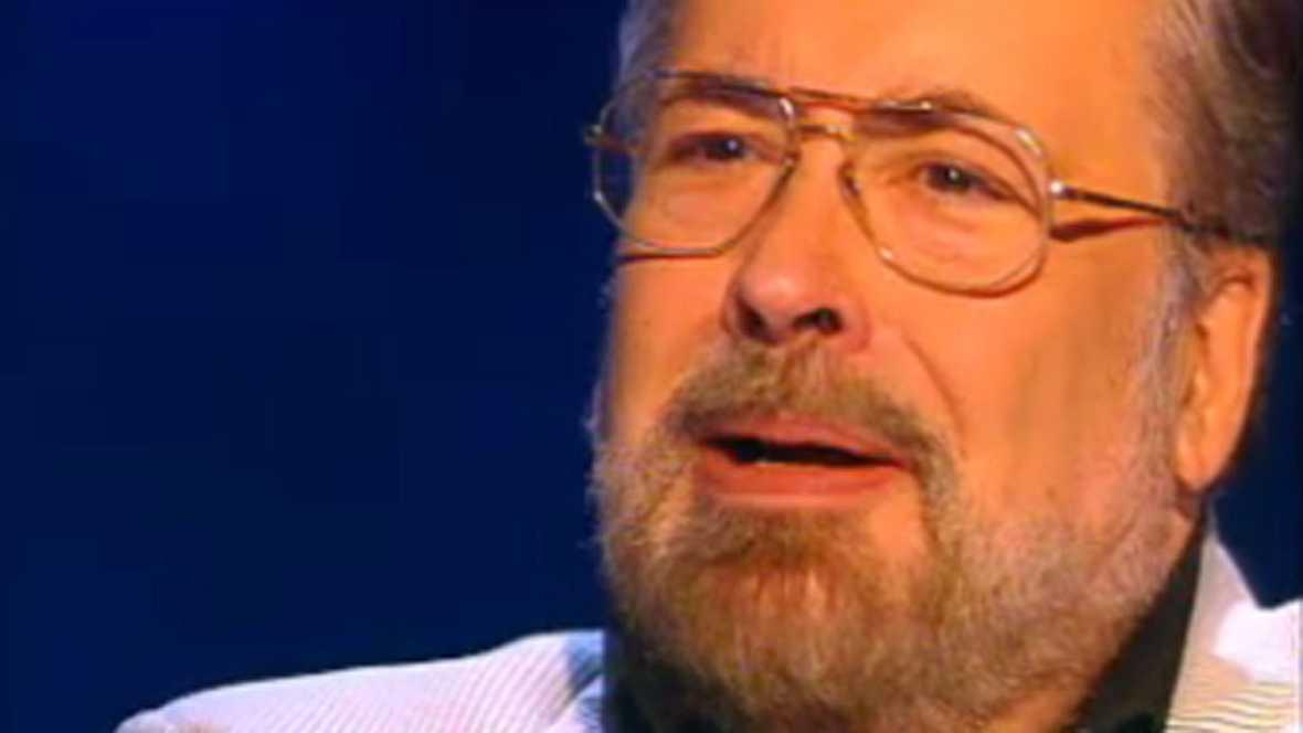 Chicho Ibáñez Serrador en 'La noche abierta' (2002)