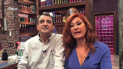 Juanjo Cucalón y Chiqui Fernández protagonizan La Peluquería', la nueva comedia de situación de TVE