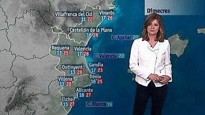 El tiempo en la Comunidad Valenciana - 23/05/17 - ver ahora