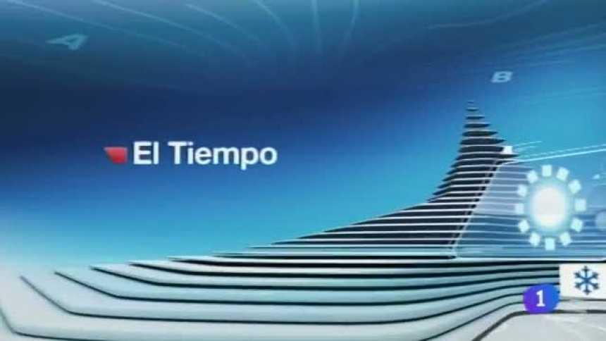 El Tiempo en Castilla-La Mancha - 23/05/17