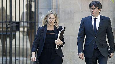 La Generalitat de Cataluña solicitará a Rajoy por carta negociar las condiciones del referéndum