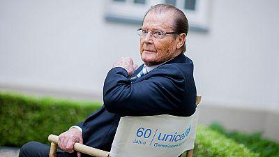 Muere Roger Moore, el actor que más veces dio vida a James Bond