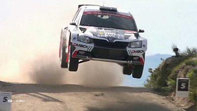 WRC - Campeonato del Mundo. Rally de Portugal. Resumen - ver ahora