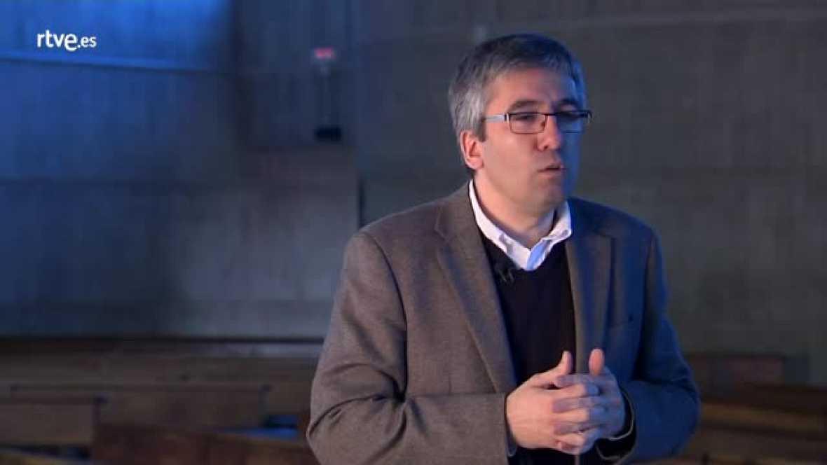 Esteban Fernández Cobián (Profesor Escuela Arquitectura A Coruña)