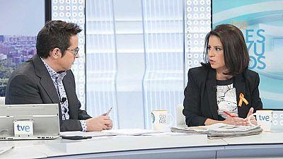 Los desayunos de TVE - Adriana Lastra, diputada del PSOE - ver ahora