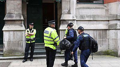 Tres detenidos en el sur de Mánchester por su presunta relación con el atentado del lunes