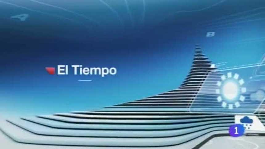 El Tiempo en Castilla-La Mancha - 24/05/17