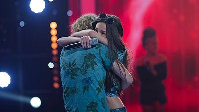Fantastic Duo - Manel Navarro hace realidad el sueño de Georgia