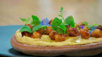 Torres en la cocina - Hummus de garbanzos
