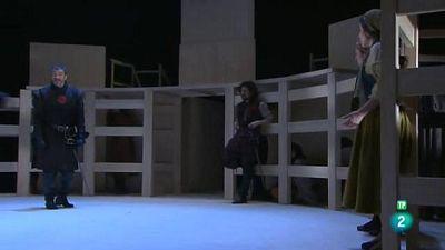 """""""Fuente Ovejuna"""" por la Joven Compañía Nacional del Teatro Clásico"""