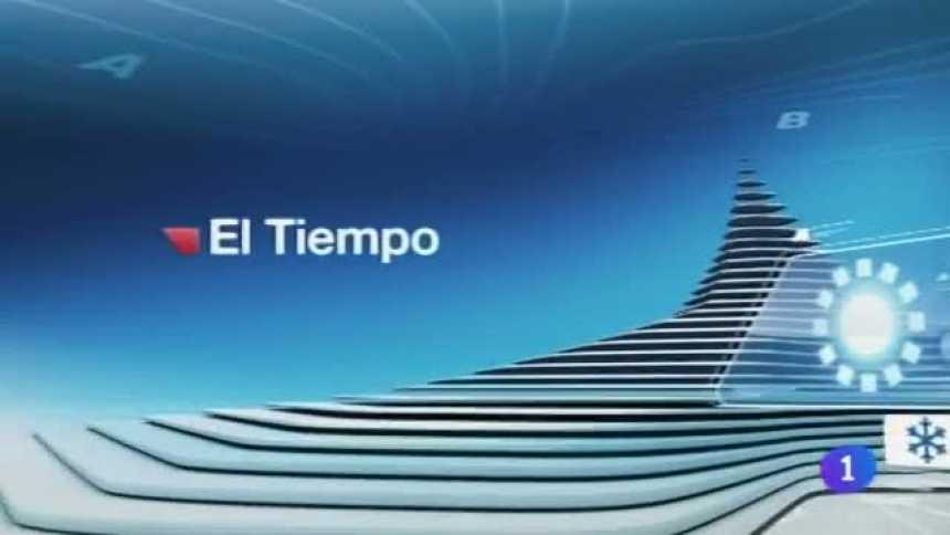 El Tiempo en Castilla-La Mancha - 25/05/17