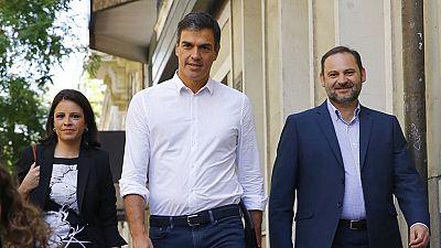 El PSOE proclama definitivamente a Pedro Sánchez secretario general