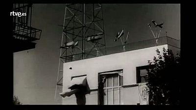 Vídeo realizado con motivo de los 50 años de TVE que muestra y explica cómo fueron los primeros años de TVE