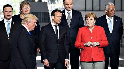 Trump arranca el compromiso de los socios de la OTAN para elevar su contribución económica