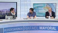 Los desayunos de TVE - Rafael Mayoral, diputado de Unidos Podemos - ver ahora