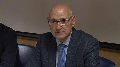 José Antonio Álvarez Gundín, director de informativos, clausura el XV Máster de Periodismo en TV