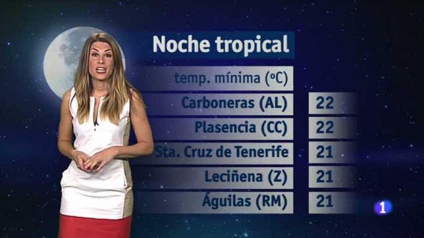 El tiempo en Andalucía - 26/05/17