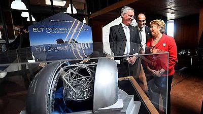 Comienza en Chile la construcción del telescopio más grande de la Tierra